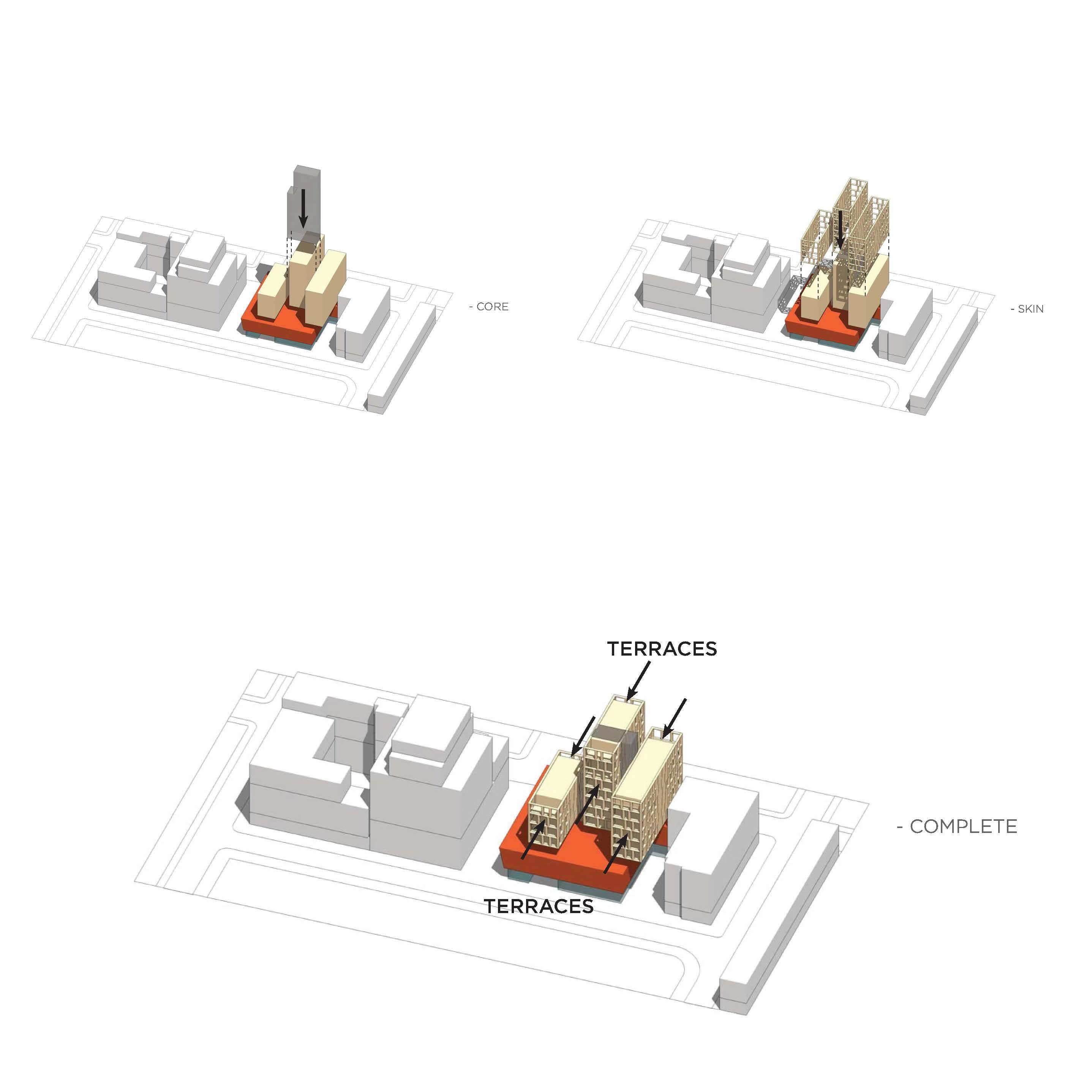 Hamilton Square South plans