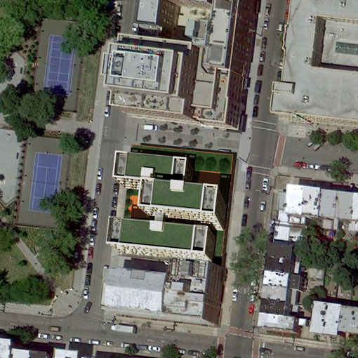 Hamilton Square South